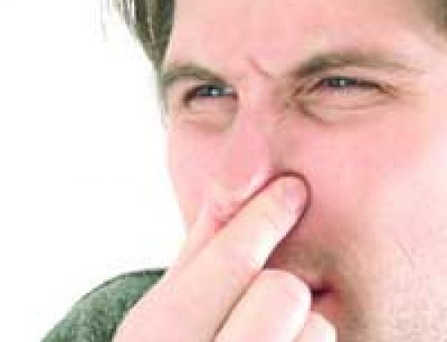Complaining About Smell Pollution